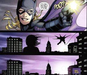 goodbye batgirl