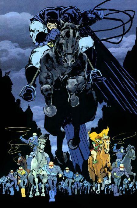 Miller's Dark Knight